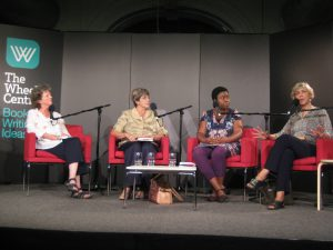 Janine Burke, Stephany Steggall, Maxine Beneba Clarke, Caroline Baum