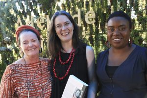 Suzanne, Ann-Marie & Maxine